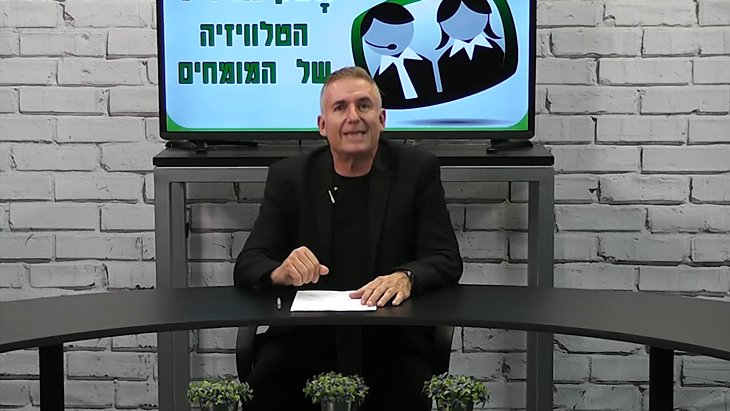 "ראיון אישי עם נשיא ""להב"" רועי כהן"