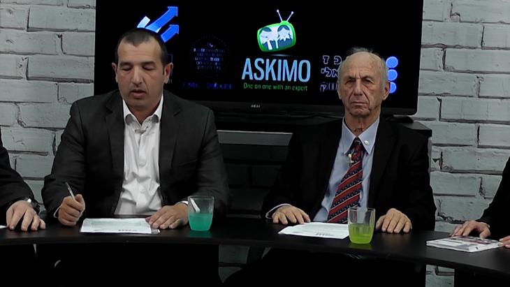 פאנל היועצים העיסקיים והניהוליים בישראל - תוכנית מס' 3