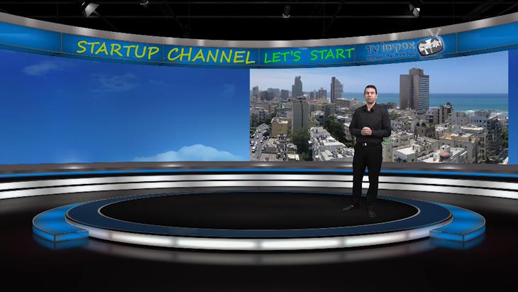Let's Start תכנית הטלוויזיה החדשה ליזמות וסטארטאפ בהנחיית ליאור כהן – באסקימו הטלוויזיה של העסקים