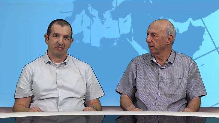 פאנל לשכת היועצים העסקיים והניהוליים בישראל - תוכנית מס' 8