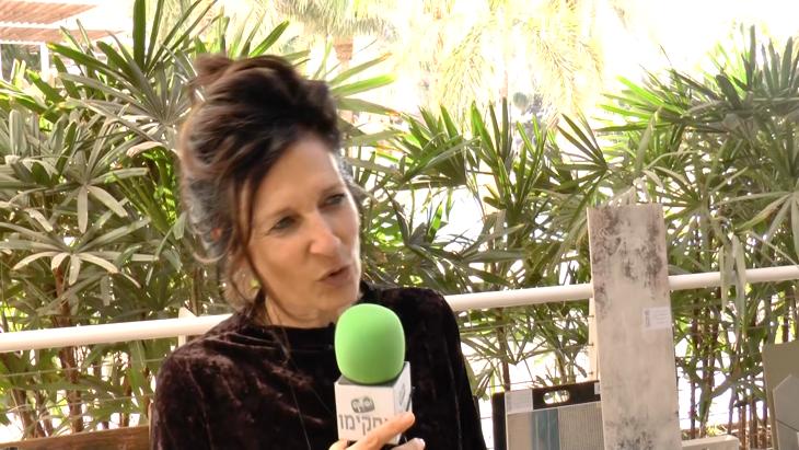 ועידת העיצוב 2017 - ראיון עם הושע קרופ